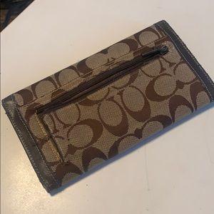 Coach pocketbook